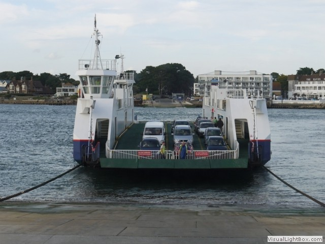Poole and Swanage ferry