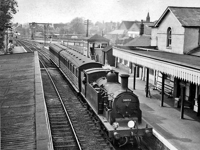 cranleigh as it was