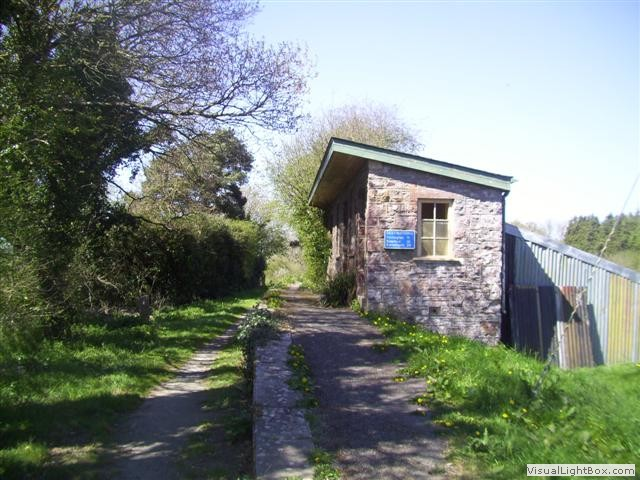 Meeth Halt station