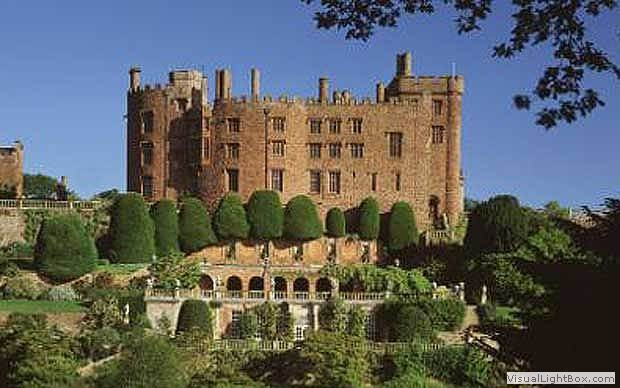 Powis (Welshpool) castle