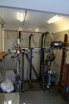 HST cycle storage